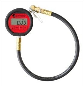 Digital Pressure Gauge, with Tubing