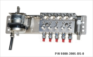 5-Port Pressure Relief Manifold Assembly
