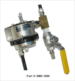 Pressure Relief Transducer Assembly